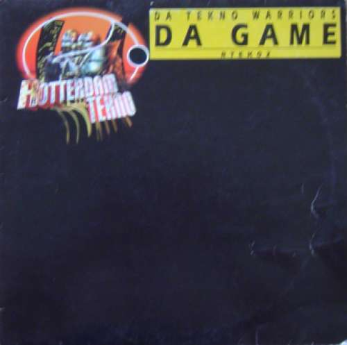 "Da Tekno Warriors - Da Game (12"") Vinyl Schallplatte - 59247"