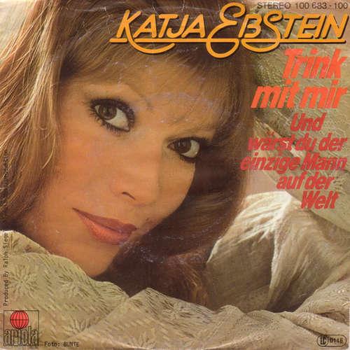 Katja-Ebstein-Trink-Mit-Mir-7-034-Single-Vinyl-Schallplatte-32563