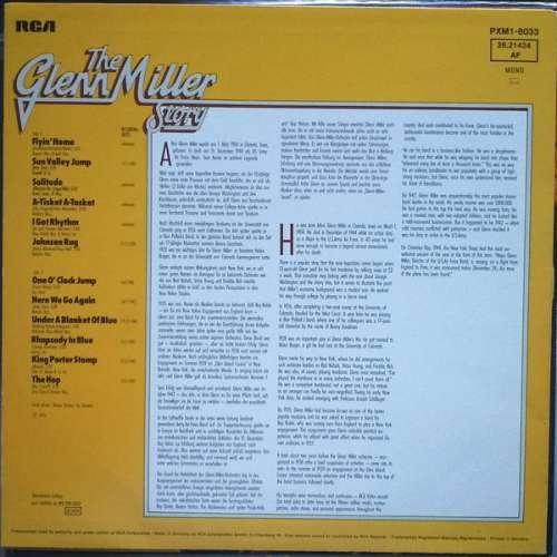 Glenn-Miller-The-Glenn-Miller-Story-Volume-2-L-Vinyl-Schallplatte-80203