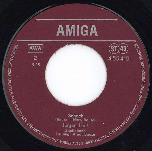 Juergen-Hart-Sing-Mei-Sachse-Sing-7-034-Single-Vinyl-Schallplatte-20413
