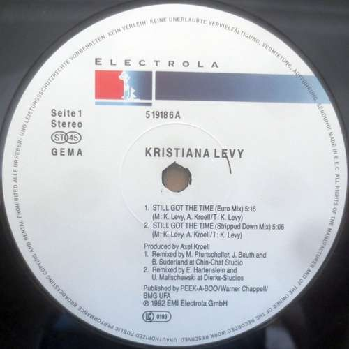 Kristiana-Levy-Still-Got-The-Time-12-034-Maxi-Vinyl-Schallplatte-59746