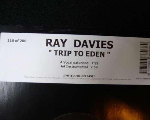 Ray-Davies-Trip-To-Eden-12-034-Promo-W-Lbl-Vinyl-Schallplatte-40354