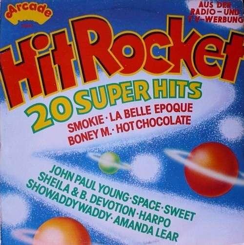 Various - Hit Rocket (LP, Comp) Vinyl Schallplatte - 123663