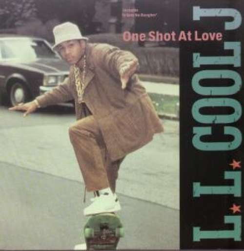 "L.L. Cool J* - One Shot At Love (12"") Vinyl Schallplatte - 37343"