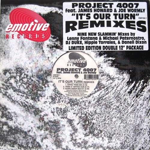 "Project 4007 Feat. James Howard & Joe Wormly - I 12"" Vinyl Schallplatte - 103763 - Mülheim, NRW, Deutschland - Project 4007 Feat. James Howard & Joe Wormly - I 12"" Vinyl Schallplatte - 103763 - Mülheim, NRW, Deutschland"