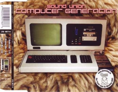 Sound-Union-Computer-Generation-CD-Maxi-CD-2231