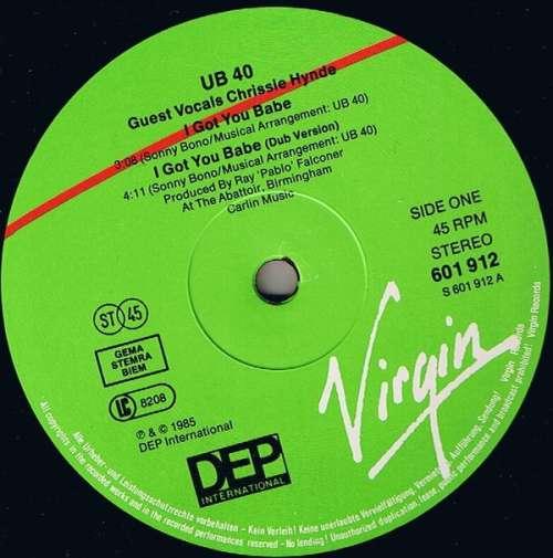 UB40-I-Got-You-Babe-12-034-Maxi-Vinyl-Schallplatte-134276