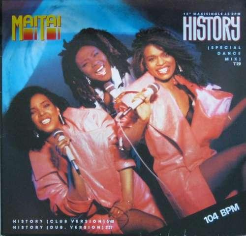 Mai-Tai-History-Special-Dance-Mix-12-034-Maxi-Vinyl-Schallplatte-89622