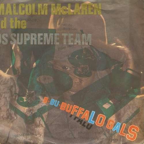 Malcolm-McLaren-And-The-World-039-s-Famous-Supreme-Te-7-034-Vinyl-Schallplatte-12227