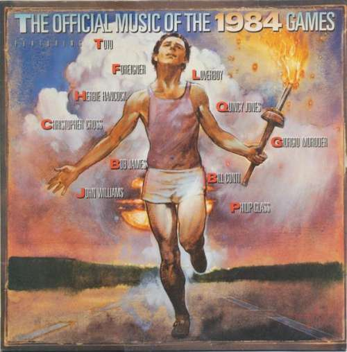 Various-The-Official-Music-Of-The-1984-Games-Vinyl-Schallplatte-126720