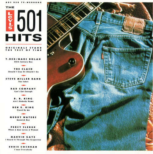 Various - The Levi's 501 Hits (Originals Stand The CD - 5653 - Mülheim, NRW, Deutschland - Various - The Levi's 501 Hits (Originals Stand The CD - 5653 - Mülheim, NRW, Deutschland