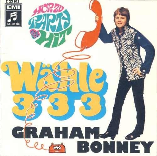 Graham Bonney - Wähle 333 / Schneewittchen (7