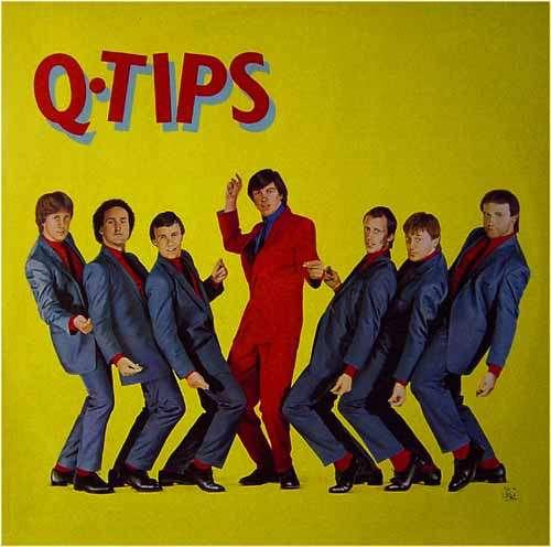 Q-Tips-Q-Tips-LP-Album-Vinyl-Schallplatte-43326
