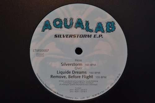 Aqualab - Silverstorm E.P. (12