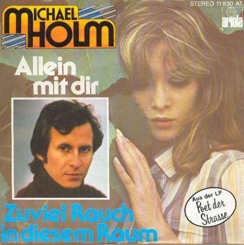 Michael-Holm-Allein-Mit-Dir-7-034-Single-Vinyl-Schallplatte-1247