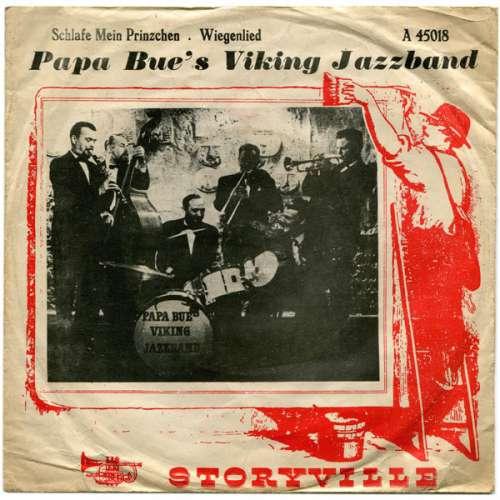Papa-Bue-039-s-Viking-Jazzband-Schlafe-Mein-Prinzch-7-034-Vinyl-Schallplatte-4410