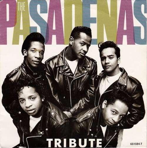 The-Pasadenas-Tribute-7-034-Single-Vinyl-Schallplatte-16158