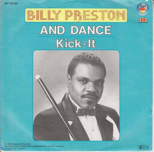 Billy-Preston-And-Dance-7-034-Single-Vinyl-Schallplatte-31396
