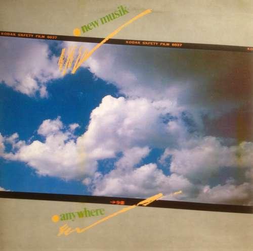 New Musik - Anywhere (LP, Album, Gat) Vinyl Schallplatte - 153543