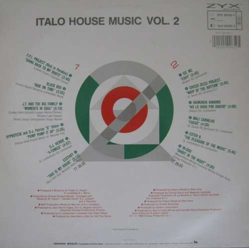 Various-Italo-House-Music-Vol-2-LP-Comp-Vinyl-Schallplatte-19081