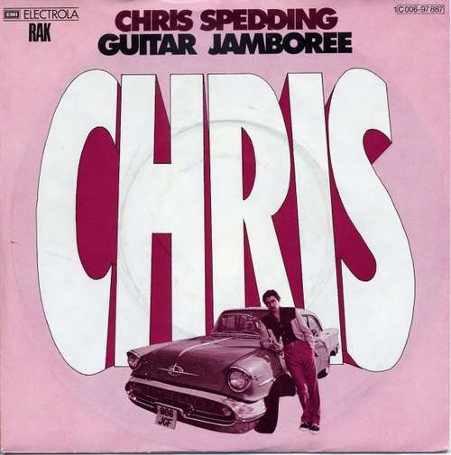 Chris-Spedding-Guitar-Jamboree-7-034-Single-Vinyl-Schallplatte-12436