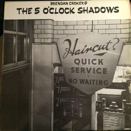 Brendan-Croker-amp-The-5-O-039-Clock-Shadows-A-Close-Vinyl-Schallplatte-40570