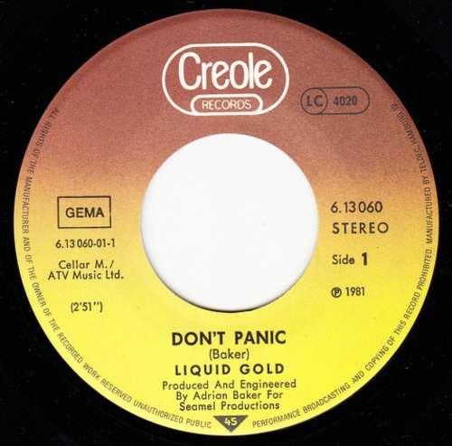 Liquid-Gold-Don-039-t-Panic-7-034-Single-Vinyl-Schallplatte-27064