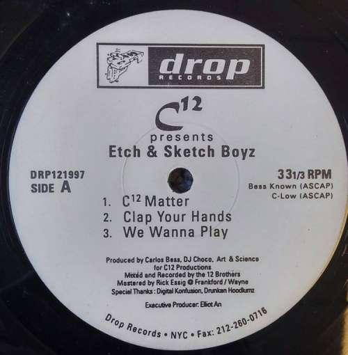 C12-Presents-Etch-amp-Sketch-Boyz-No-Title-12-034-Vinyl-Schallplatte-36997