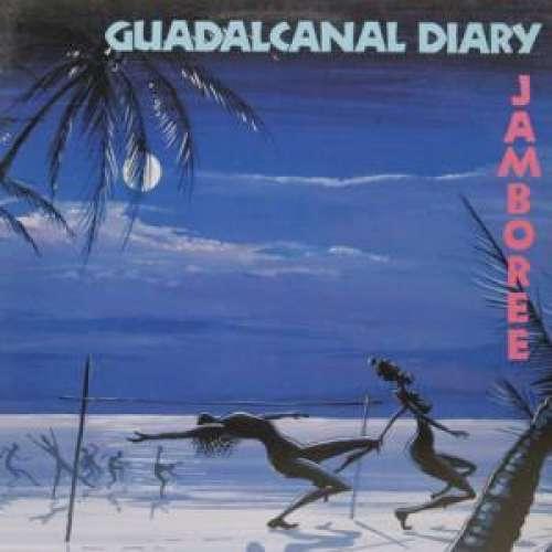 Guadalcanal-Diary-Jamboree-LP-Album-Vinyl-Schallplatte-43290