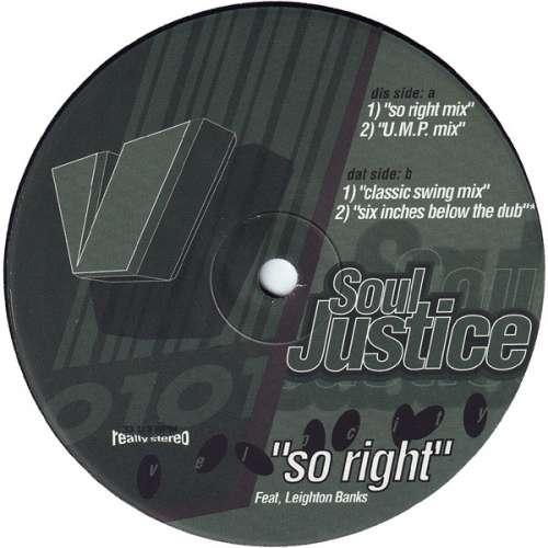 Soul-Justice-Feat-Leighton-Banks-So-Right-12-034-Vinyl-Schallplatte-23777