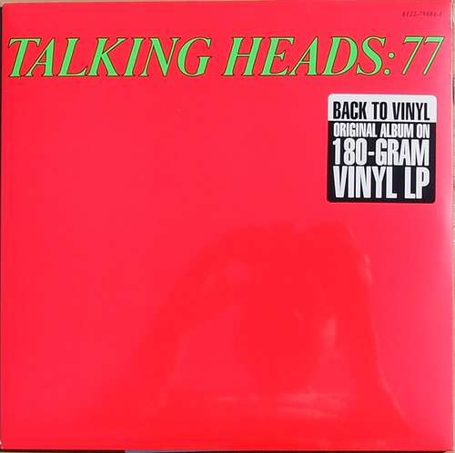 Talking Heads - Talking Heads: 77 (LP, Album, RE, Vinyl Schallplatte - 99740