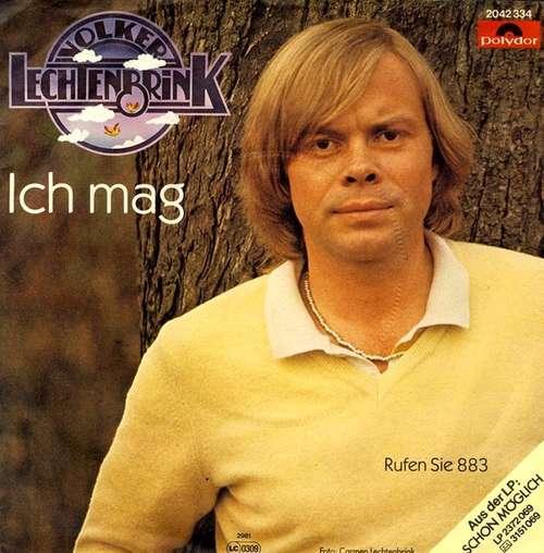 Volker-Lechtenbrink-Ich-Mag-7-034-Single-Vinyl-Schallplatte-24504