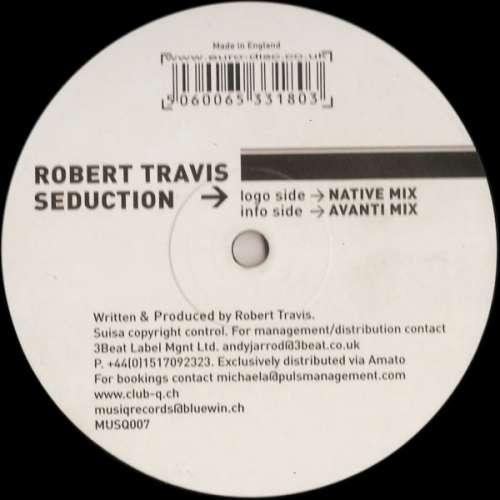 """Robert Travis - Seduction (12"""") Vinyl Schallplatte - 28366"""