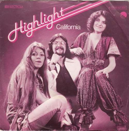 Highlight-California-7-034-Single-Vinyl-Schallplatte-6552