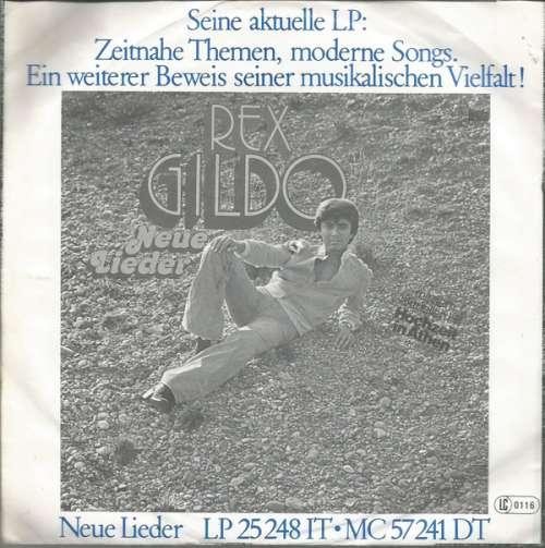 Rex-Gildo-Love-Is-In-The-Air-7-034-Single-Vinyl-Schallplatte-6364
