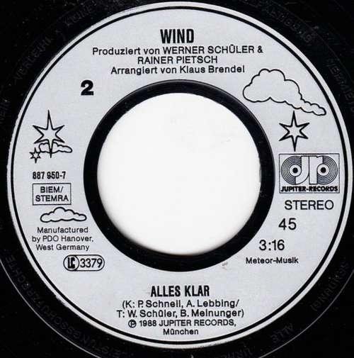 Wind-Ganz-Allein-7-034-Single-Vinyl-Schallplatte-34868