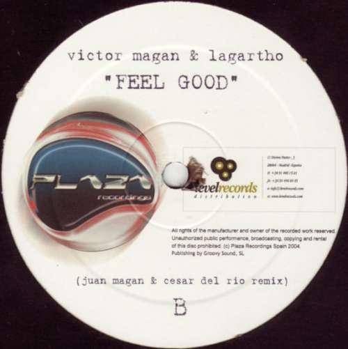 Victor-Magan-amp-Lagartho-Feel-Good-12-034-Vinyl-Schallplatte-18792