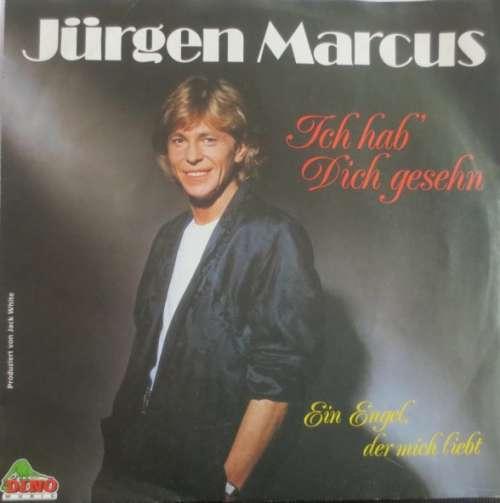 Juergen-Marcus-Ich-Hab-039-Dich-Gesehn-7-034-Single-Vinyl-Schallplatte-10917