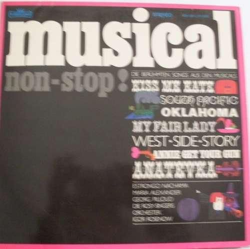 Various-Musical-Non-Stop-Von-Kiss-Me-Kate-Bi-Vinyl-Schallplatte-117944
