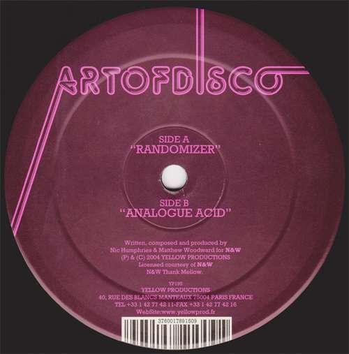 "N&W* - Randomizer / Analogue Acid (12"") Vinyl Schallplatte - 111240"