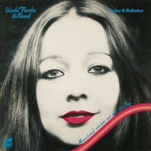 Uschi-Flacke-amp-Band-Manchmal-Waechst-Aus-Mir-Der-Vinyl-Schallplatte-75295