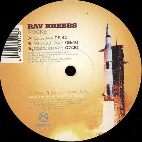 Ray-Krebbs-Rocket-12-034-Vinyl-Schallplatte-98305