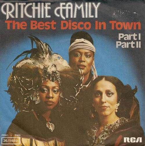 Ritchie-Family-The-Best-Disco-In-Town-7-034-Sin-Vinyl-Schallplatte-29414