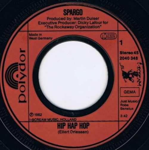 Spargo-Hip-Hap-Hop-7-034-Single-Vinyl-Schallplatte-1016