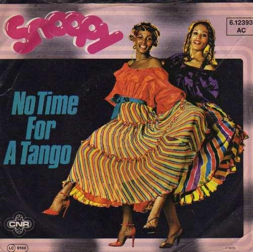 Snoopy-No-Time-For-A-Tango-7-034-Single-Vinyl-Schallplatte-1279