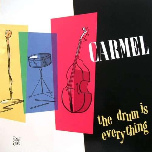 Carmel-The-Drum-Is-Everything-LP-Album-Vinyl-Schallplatte-132386