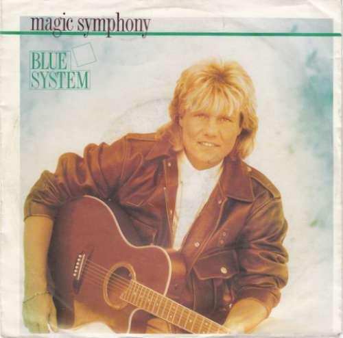 Blue-System-Magic-Symphony-7-034-Single-Vinyl-Schallplatte-30935