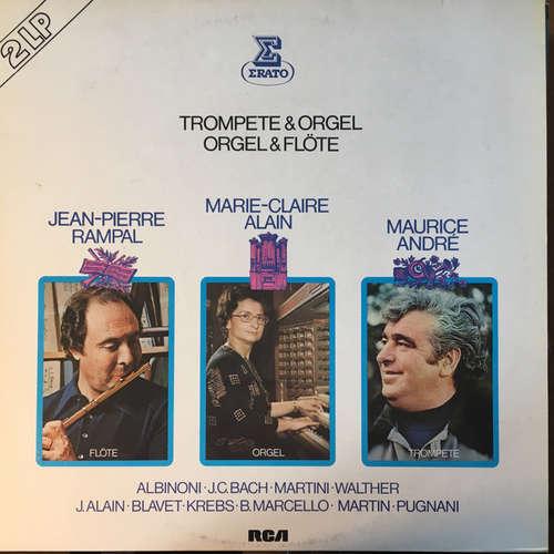 Jean-Pierre-Rampal-Marie-Claire-Alain-Maurice-Vinyl-Schallplatte-139796