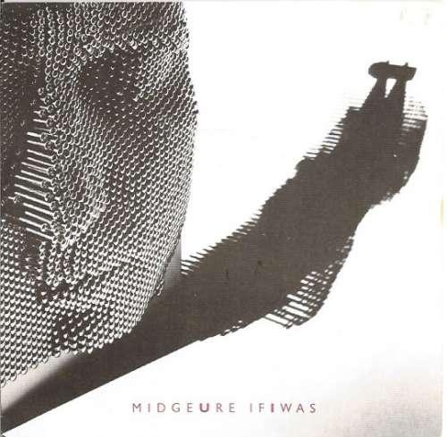 Midge-Ure-If-I-Was-7-034-Single-Vinyl-Schallplatte-30307