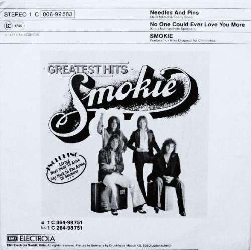 Smokie-Needles-And-Pins-7-034-Single-Vinyl-Schallplatte-11226